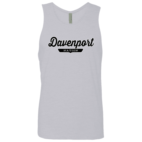 Davenport Tank Top - The Nation Clothing