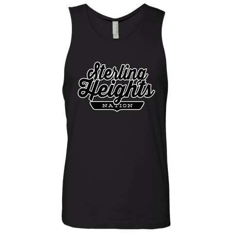 Sterling Heights Tank Top - The Nation Clothing