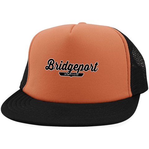 Bridgeport Trucker Hat with Snapback - The Nation Clothing