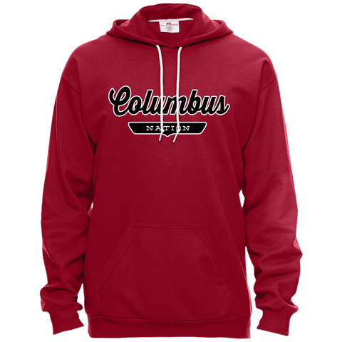 Columbus Hoodie - The Nation Clothing