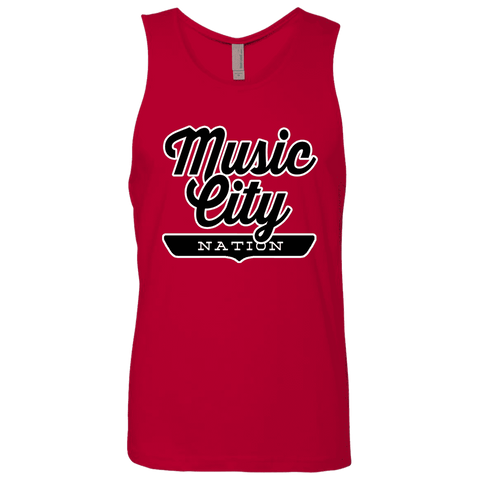 Music City Tank Top - The Nation Clothing