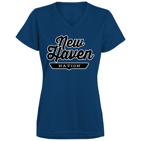New Haven Women's T-shirt - The Nation Clothing