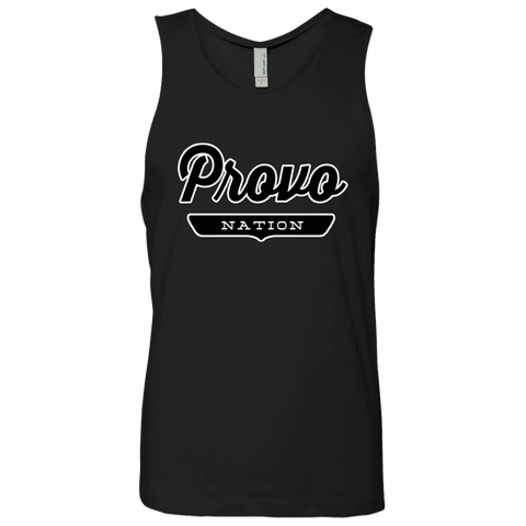 Provo Tank Top - The Nation Clothing