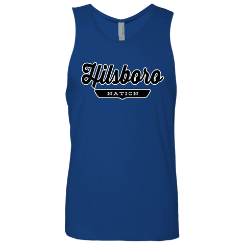 Hilsboro Tank Top - The Nation Clothing
