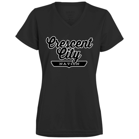 Crescent City Women's T-shirt - The Nation Clothing