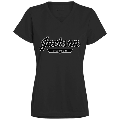 Jackson Women's T-shirt - The Nation Clothing