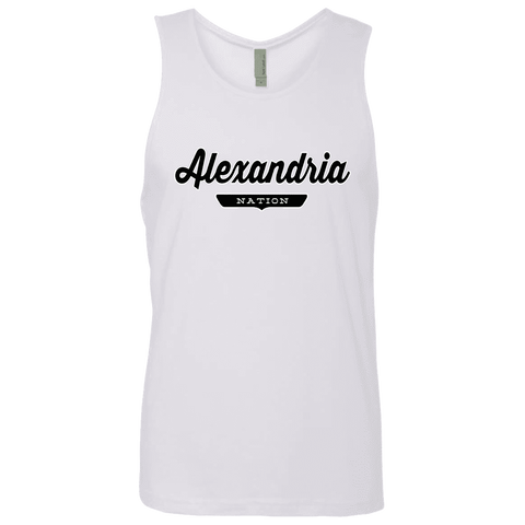 Alexandria Tank Top - The Nation Clothing