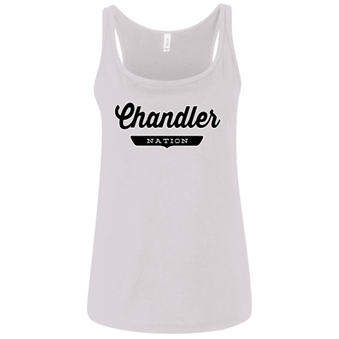 Chandler Women's Tank Top - The Nation Clothing