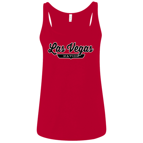 Las Vegas Women's Tank Top - The Nation Clothing