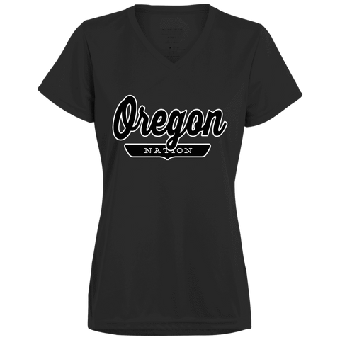 Oregon Women's T-shirt - The Nation Clothing