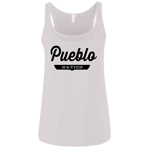 Pueblo Women's Tank Top - The Nation Clothing