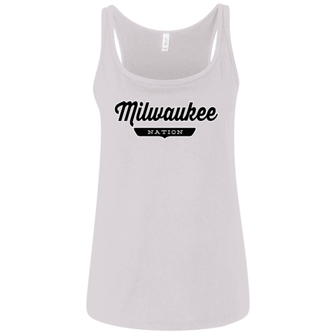 Milwaukee Women's Tank Top - The Nation Clothing