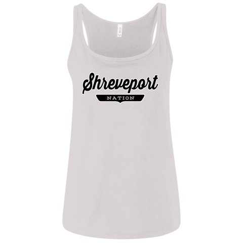Shreveport Women's Tank Top - The Nation Clothing
