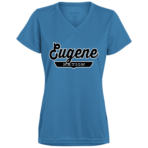 Eugene Women's T-shirt - The Nation Clothing