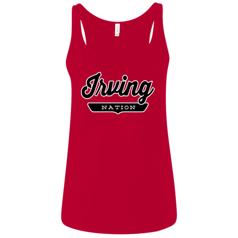 Irving Women's Tank Top - The Nation Clothing