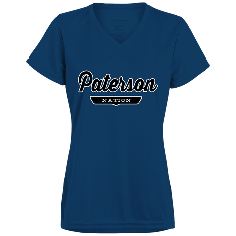 Paterson Women's T-shirt - The Nation Clothing