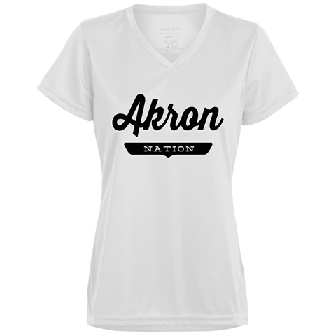Akron Women's T-shirt - The Nation Clothing