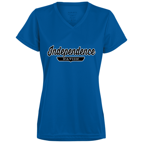 Independence Women's T-shirt - The Nation Clothing