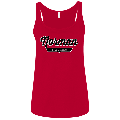 Norman Women's Tank Top - The Nation Clothing