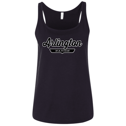 Arlington Women's Tank Top - The Nation Clothing