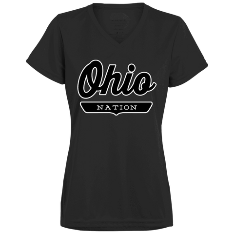 Ohio Women's T-shirt - The Nation Clothing