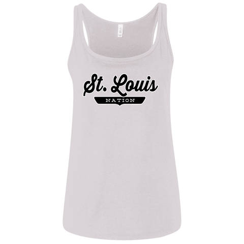St. Louis Women's Tank Top - The Nation Clothing