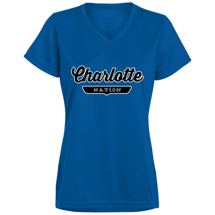 Charlotte Women's T-shirt - The Nation Clothing