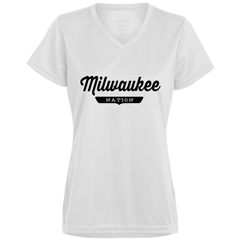 Milwaukee Women's T-shirt - The Nation Clothing