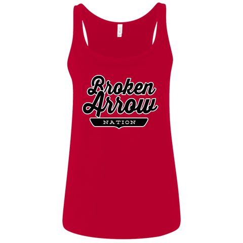 Broken Arrow Women's Tank Top - The Nation Clothing