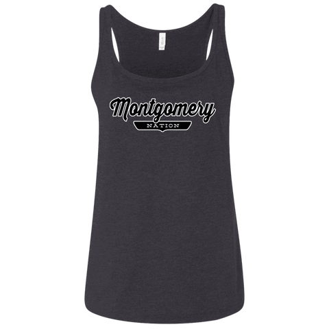 Montgomery Women's Tank Top - The Nation Clothing
