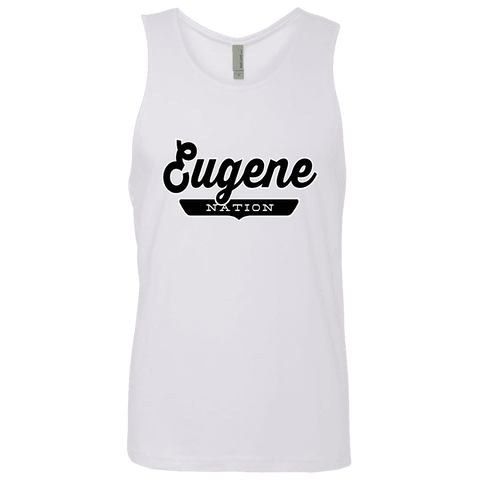 Eugene Tank Top - The Nation Clothing