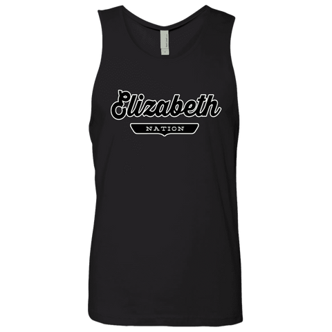 Elizabeth Tank Top - The Nation Clothing