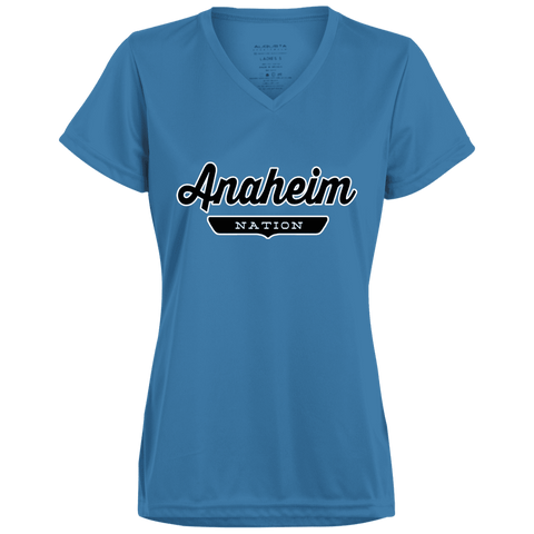 Anaheim Women's T-shirt - The Nation Clothing