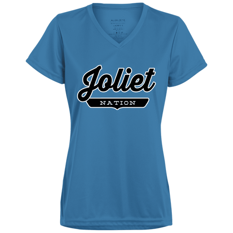 Joliet Women's T-shirt - The Nation Clothing