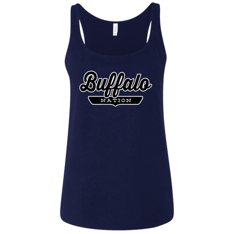 Buffalo Women's Tank Top - The Nation Clothing