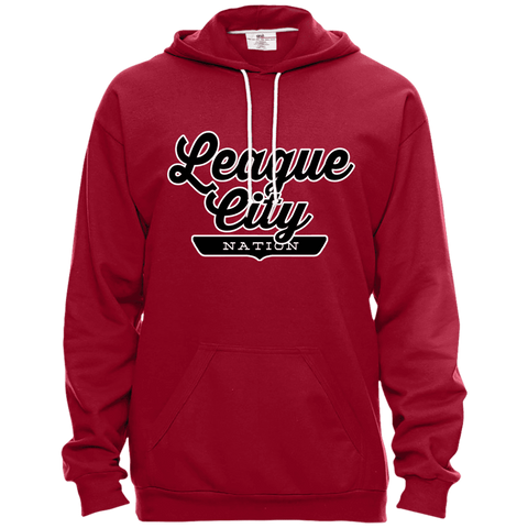League City Hoodie - The Nation Clothing