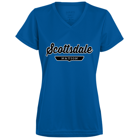 Scottsdale Women's T-shirt - The Nation Clothing