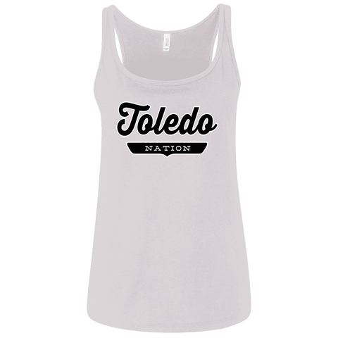 Toledo Women's Tank Top - The Nation Clothing