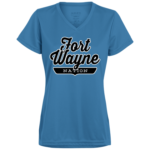 Fort Wayne Women's T-shirt - The Nation Clothing