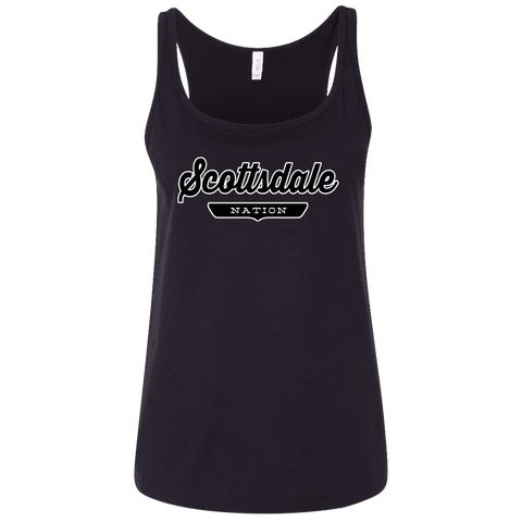 Scottsdale Women's Tank Top - The Nation Clothing