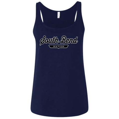 South Bend Women's Tank Top - The Nation Clothing