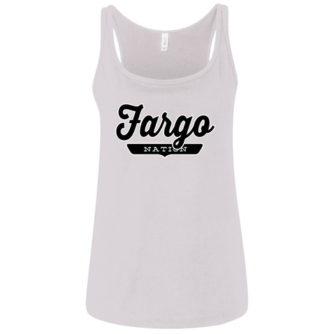 Fargo Women's Tank Top - The Nation Clothing