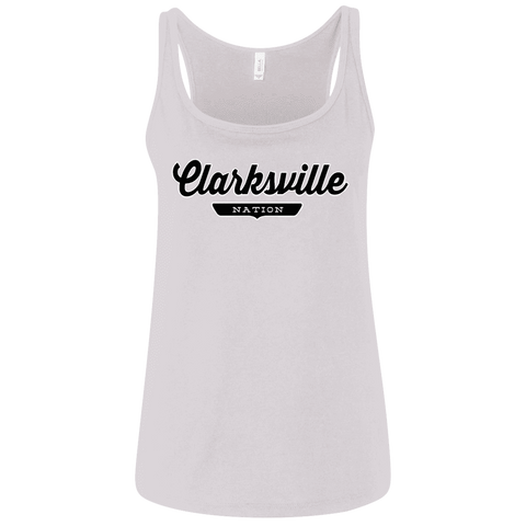 Clarksville Women's Tank Top - The Nation Clothing