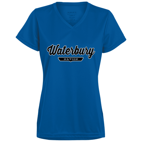Waterbury Women's T-shirt - The Nation Clothing