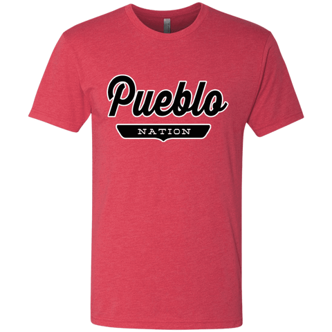 Pueblo T-shirt - The Nation Clothing