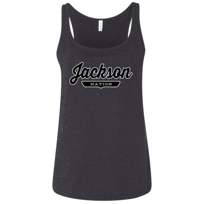 Jackson Women's Tank Top - The Nation Clothing