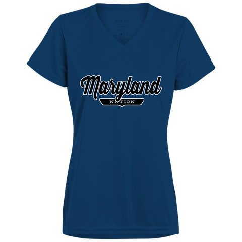 Maryland Women's T-shirt - The Nation Clothing