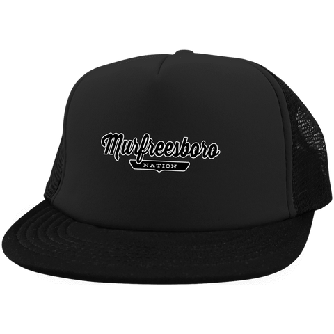 Murfreesboro Trucker Hat with Snapback - The Nation Clothing