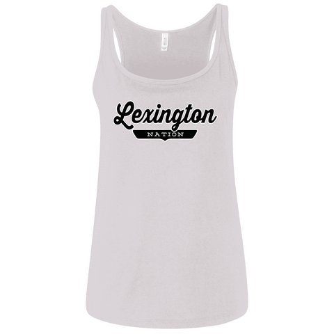 Lexington Women's Tank Top - The Nation Clothing
