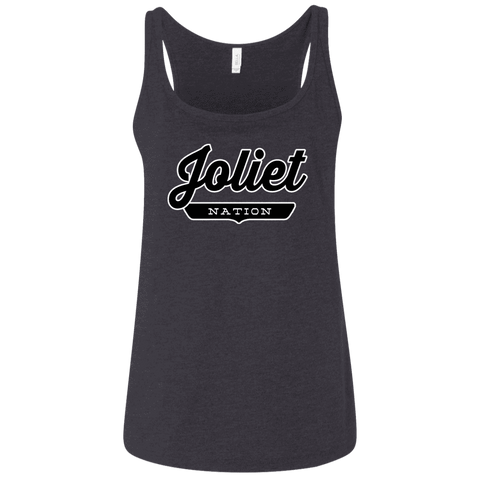 Joliet Women's Tank Top - The Nation Clothing